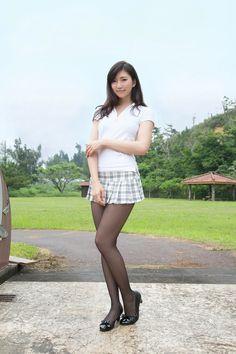 松嶋えいみ お姉さま系クールな美貌に完璧ボディ – アイドルH画像