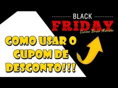 Como Usar o CUPOM DE DESCONTO da Black Friday Dos Cursos do Bruno Marinho
