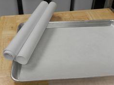 Some new uses for parchment paper...love this stuff!