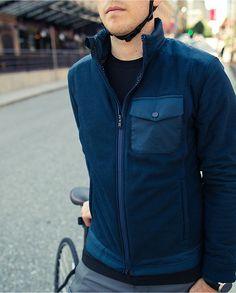 creux cycling liberator bomber-jacket   elegant cycling clothing ...