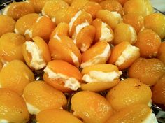 kaymaklı kayısı « kulaktan dolma tarifler  #Turkish Dessert