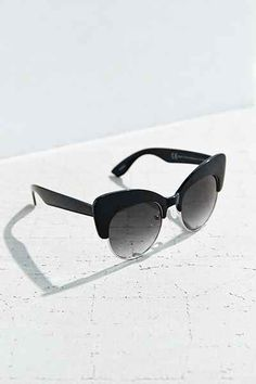 Crazy Cat-Eye Sunglasses