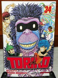 Toriko, Vol. 34 by Mitsutoshi Shimabukuro (2016, Paperback)