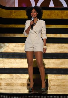 Love this outfit...Tracee Ellis Ross