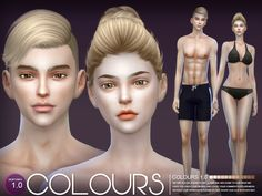 New from S-Club! Beautiful skin! Had to have it! Get busy....(you know what to do!) : )