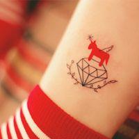 Tattoo by Seoeon * 발목타투 . 다이아몬드타투. 낙서타투 . 라인타투 . 컬러타투 . 유니크타투 . 타투이스트 서언 . : 네이버 블로그