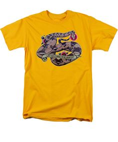 Have to be Boa T-Shirt in gold by Donovan Winterberg.  Other colors and shirt styles also available.