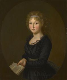 After Elisabeth-Louise Vigée-Lebrun (1755-1842) Antoinette of Saxe-Coburg-Saalfeld (1779-1824), later Duchess of Wurttemberg  1844  Oil on canvas | 83.7 x 71.5 cm
