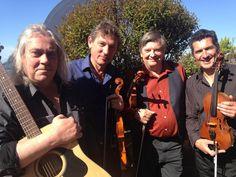 Celtic Fiddle Festival is Kevin Burke (Ireland) • Christian Lemaître (Brittany) • Charlie McKerron (Scotland) • Nicolas Quemener (Brittany, France)