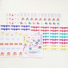 Smile, You're Beautiful: Dream Big and Plan: Sticker Haul and Review