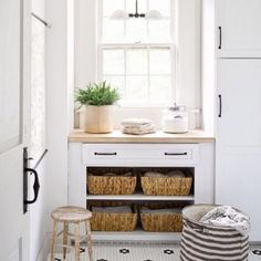 12 Laundry Rooms To Inspire You - Cotton & Twine Home Design