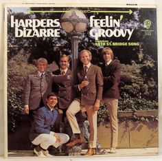 Harper's Bizarre - Fellin' Groovy. Warner Brothers Records. 1967
