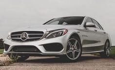 2015 Mercedes-Benz C300 4MATIC instrumented test at CarAndDriver