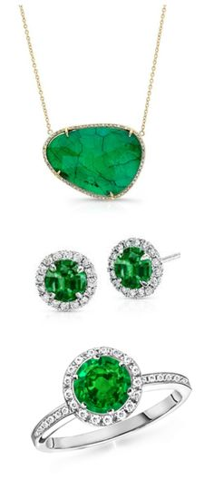 Hey, #birthday girl!  May we just say… You look great in #green!   Your #birthstone is the brilliant, green #emerald. Its color reflects new #spring #growth, which makes it the perfect choice as a birthstone for the month of #May. It's also the #gemstone for twentieth and thirty-fifth #wedding #anniversaries.   http://www.cumberlanddiamond.com/education/birthstones-month/may/ #CumberlandDiamondExchange #jewelry #CDE