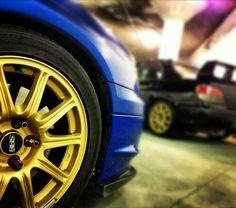 Blue and black Subarus Subaru Impreza Sti, Wrx Sti, Because Race Car, Subaru Cars, Subaru Legacy, Rally Car, My Ride, Honda Civic, Cars Motorcycles