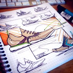 Great sketchbook #sketching #IDsketching #idsketch