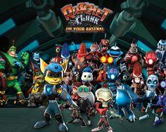 42 Best Ratchet And Clank Images Ratchet Jak Daxter Rachet