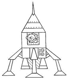 Univers Tegninger til Farvelægning. Printbare Farvelægning for børn. Tegninger til udskriv og farve nº 43