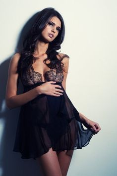 I'm on such a lingerie kick right now, so pretty!