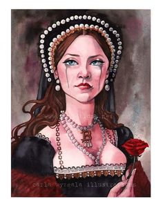 Wives Of Henry Viii, King Henry Viii, Tudor Dynasty, Fanart, Asian History, British History, Tudor History, Anne Boleyn, Animal Quotes