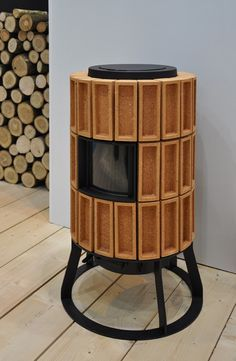 There's always something hew out there when it comes to stoves. Cooking Stove, Stove Oven, Cooking Beets, Cooking Bacon, Rocket Mass Heater, Outside Fire Pits, Outdoor Oven, Stove Fireplace, Rocket Stoves