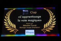 """La catégorie parrainée par Disneyland Paris : """"L'apprentissage, la voie magique""""  #disney #emploi #job #disneylandparis #jflmqmp #video #film"""