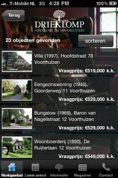Drieklomp App (free download)
