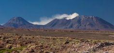volcanes de chile-lascar -