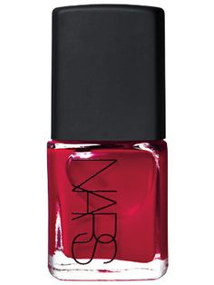 Best 2012 Red Nail Polish - Nars in Jungle Red - Best Beauty Buys - InStyle