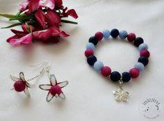 Beaded Bracelets, Charmed, Jewelry, Jewlery, Jewerly, Pearl Bracelets, Schmuck, Jewels, Jewelery