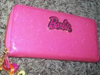 """""""Hold Me Close"""" Barbie Clutch Wallet From Paul's Boutique In The U.K."""