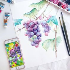 "10.2k Likes, 39 Comments - Watercolor illustrations (@watercolor.illustrations) on Instagram: "" Watercolorist: @svetlanaeremeeva_art #waterblog #акварель #aquarelle #drawing #art #artist…"""