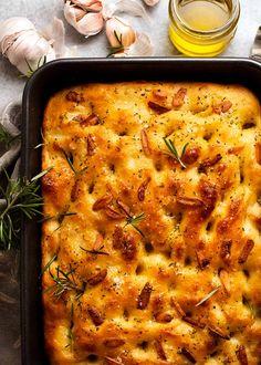Focaccia recipe | RecipeTin Eats
