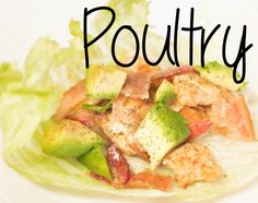 Paleo PoultryChicken, Bacon, and Avocado Lettuce WrapsSlow Cooker Chicken with a Spicy Coconut Cream Sauce