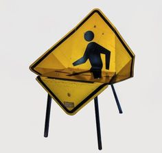 traffic sign chairs