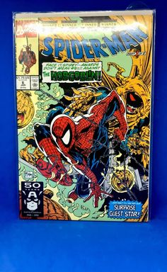 SPIDER MAN The Hobgoblin Complete Set Part 1 2 1990 Marvel Comics NM MT