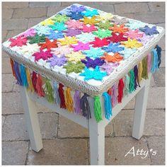 Watch The Video Splendid Crochet a Puff Flower Ideas. Phenomenal Crochet a Puff Flower Ideas. Crochet Puff Flower, Crochet Flower Patterns, Crochet Stitches Patterns, Love Crochet, Crochet Designs, Crochet Crafts, Crochet Yarn, Crochet Flowers, Crochet Furniture