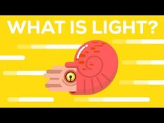 We are so used to some things that we stopped wondering about them. Like light. What is light? Some kind of wavy thing, right? Kind of. Short bonus video for...