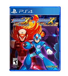 Mega Man X Legacy Collection 1 + 2: PS4