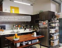 loft kitchen ideas - Google Search