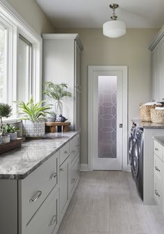 Libertyville Home Remodel Mudroom Mudroom TraditionalNeoclassical by Sweet Peas Design Decor, Room, Room Design, Small Laundry Rooms, Kitchen Cabinets, Basement Remodeling, Home Remodeling, Home Decor, White Cabinetry