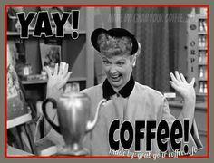 YAY! COFFEE!Yep ☕️ https://www.etsy.com/shop/MajorMyk2014