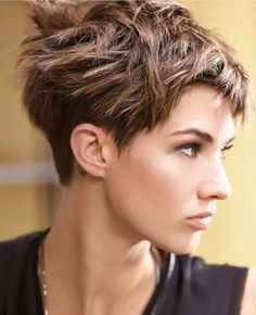 Hair #pixie #hairstyles