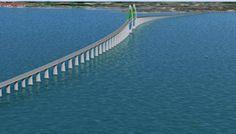 Após naufrágio matar 19 pessoas | Plano de ponte de 12 km entre ilha e Salvador ganha novo impulso