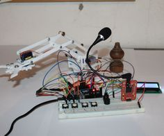 Arduino - Voice Control With VRM V2