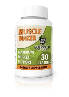 Muscle Maker- Gain Muscle Mass