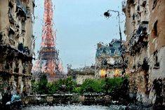 Rainy Day Photography, Rain Photography, Christophe Jacrot, Rainy Paris, Paris Pictures, Spring Weather, Art Academy, Grid Design, French Photographers