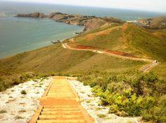 Hiking-Marin county, Ca
