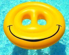 Swimline® Smiley Face Island™