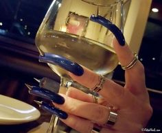 You searched for Victoria - BeautyTime Long Black Nails, Long Nails, Sexy Nails, Stiletto Nails, Marble Nails Tutorial, Gucci Nails, Long Fingernails, Curved Nails, Romantic Nails